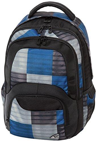 Schneiders Cartable, Bleu (Bleu) - 10110378