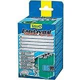 Tetra EasyCrystal Filter Pack C250/300 Filtermaterial mit Aktiv-Kohle, Filterpads für EasyCrystal Innenfilter, geeignet für Aquarien von 15-60 Liter, 3 Stück
