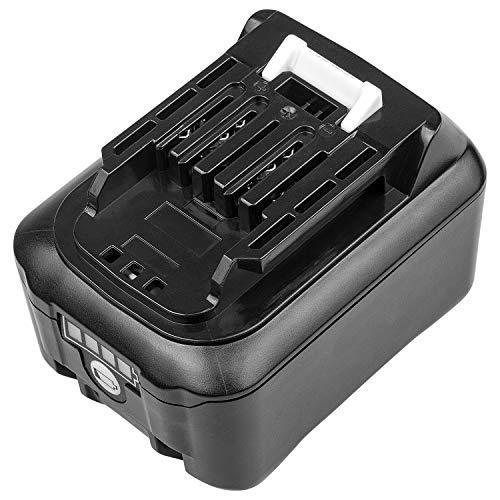 LabTEC BL1041 - Batteria di ricambio per Makita 12V BL1015 BL1016 BL1020B BL1021B BL1040 BL1041B 197390-1 197394-3 197396-9 197402-0 utensili.
