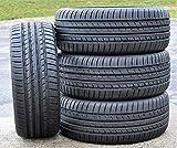 Set of 4 (FOUR) Cosmo MuchoMacho Ultra-High Performance All Season Radial Tires-215/40ZR18 89Y XL