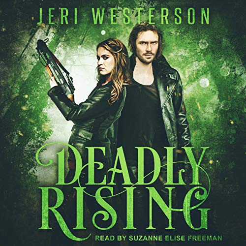 Deadly Rising audiobook cover art