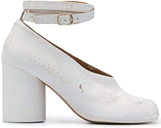 Maison Margiela Luxury Fashion Womens S58WL0111P3049H1800 White Pumps | Fall Winter 19