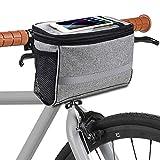 MATTISAM Bike Handlebar Bag, Bike...