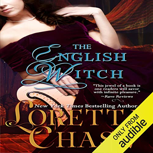 The English Witch audiobook cover art