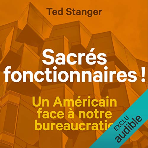 Sacrés fonctionnaires ! Un Américain face à notre bureaucratie audiobook cover art