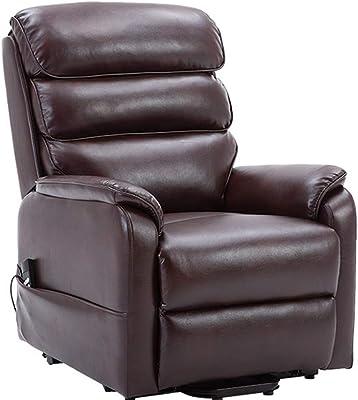 Excellent Amazon Com Bonzy Power Lift Recliner Chair Soft And Warm Inzonedesignstudio Interior Chair Design Inzonedesignstudiocom
