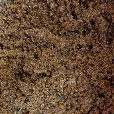 1kg di Zucchero Muscovado scuro - zucchero di canna integrale puro dalle Mauritius, senza additivi