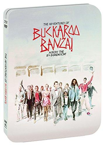The Adventures Of Buckaroo Banzai Across The 8th Dimension [Limited Edition Steelbook]