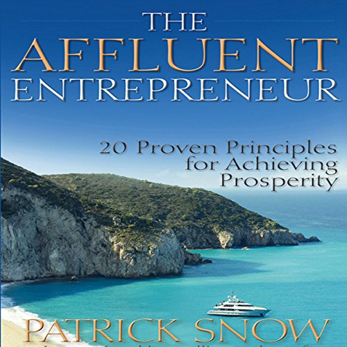 The Affluent Entrepreneur audiobook cover art