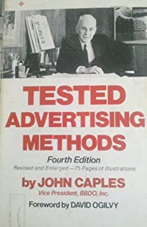 Tested Advertising Methods (4th Edition) (B003C15ADQ) | Amazon price tracker / tracking, Amazon price history charts, Amazon price watches, Amazon price drop alerts