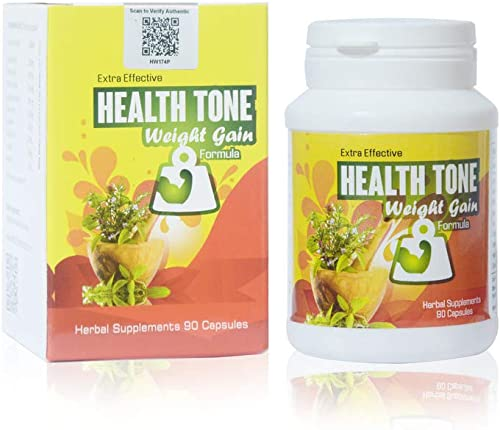 Winlip Extra Effective Health Tone Weight Gainer Capsules 1 Bottle 90 Capsules