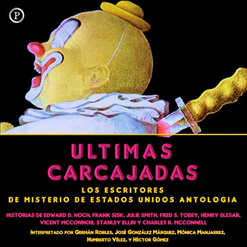 Ultimas Carcajadas [Last Laughs] cover art