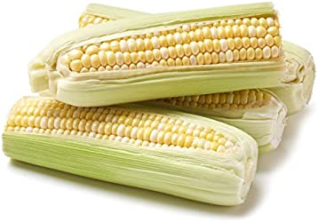 Bi-color or White Corn, 4 ct Tray Pack (Brand May Vary)