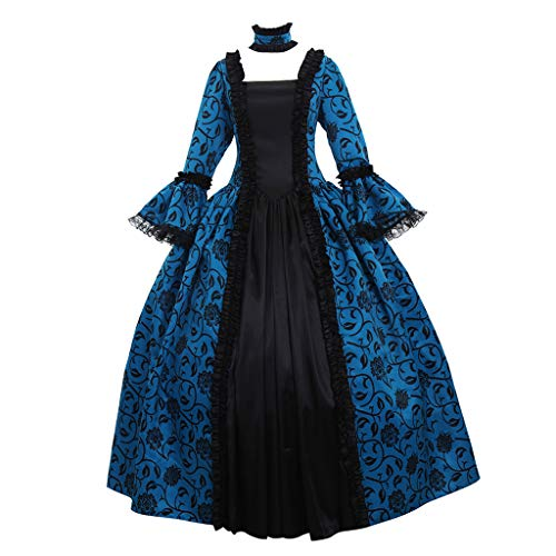 1791's lady Damen victorian rokoko-kleid inspiration maiden kostüm nq0032 m: height65-67 chest36-37...