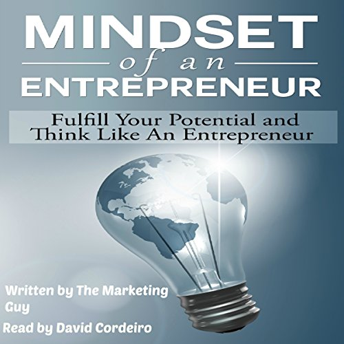 Mindset of an Entrepreneur audiobook cover art
