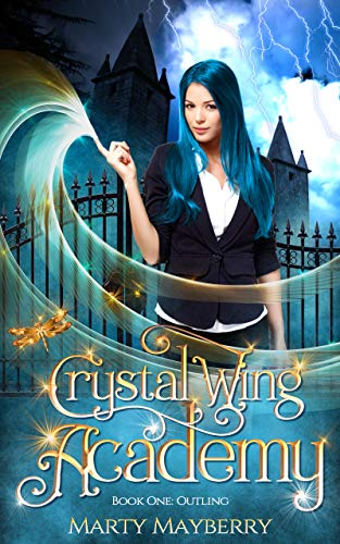 Crystal Wing Academy: Outling by Mayberry, Marty ebook deal