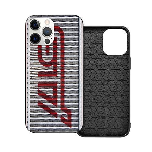 Compatibile con iPhone 12/11 PRO Max 12 Mini SE X/XS Max XR 8 7 6 6s Plus Custodie Subaru STI Intercooler Verre D 'Acier Nero Custodie per Telefoni Cover