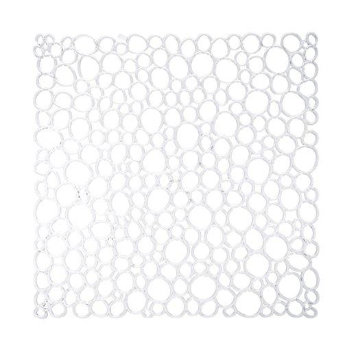 koziol Raumteiler  Oxygen,  Kunststoff, transparent klar,  0.3 x 27 x 27 cm