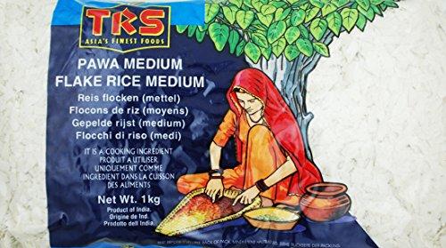 TRS Reis Floken - Rice Flakes - Pawa - 1 KG