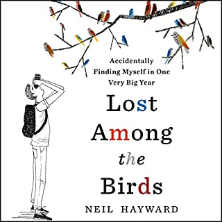 Lost Among the Birds audiobook cover art