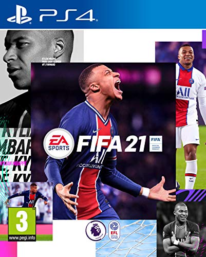 PS4 - FIFA 21 - [PAL UK - NO NTSC]