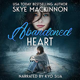 Abandoned Heart: Contemporary Reverse Harem audiobook cover art