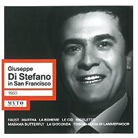 Giuseppe Di Stefano in San Francisco by Giuseppe Di Stefano (2011-09-15)