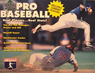 Major League Baseball Players: Pro Baseball Real Players Real Stats
