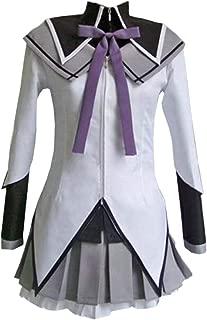 Harry Shops Puella Magi Madoka Magica Homura Akemi Cosplay Costume