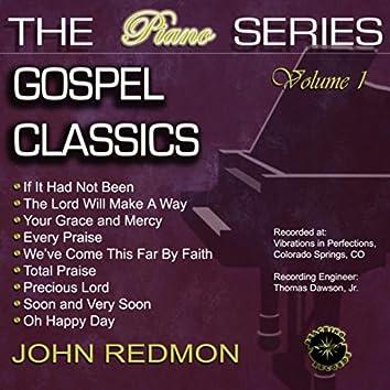 The Piano Series: Gospel Classics, Vol. 1