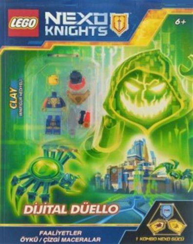 Nexo Knights - Lego: Dijital Düello: Faaliyetler - Öykü - Çizgi Maceralar