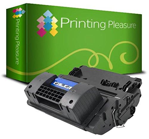 Printing Pleasure Toner kompatibel zu CC364X 64X für HP Laserjet P4015 P4015N P4015DN P4015TN P4015X P4515 P4515N P4515TN P4515X P4515XM - Schwarz, hohe Kapazität
