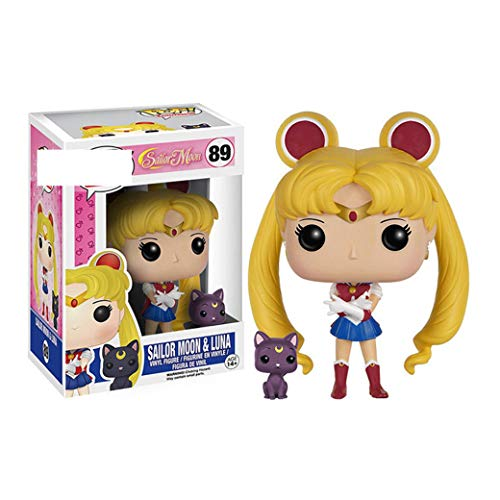 Sailor Moon Toys Figurine Doll Modello Anime da Collezione