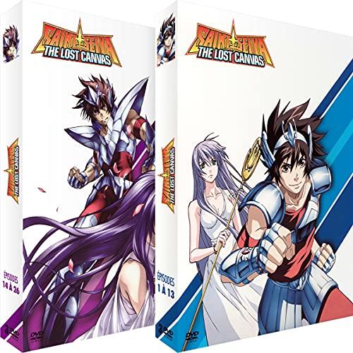 Saint Seiya: Lost Canvas-Intégrale des 2 Saisons (6 DVD)