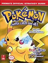 Best pokemon yellow version guide book Reviews