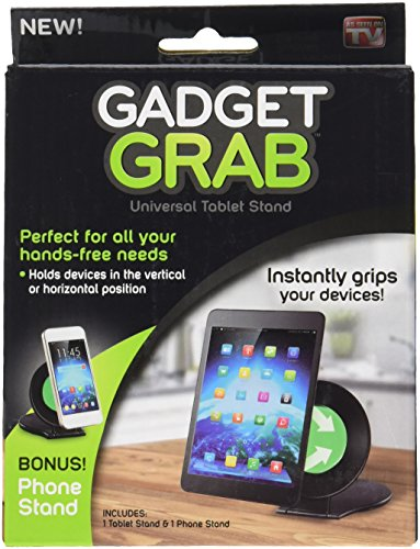 PRIME LINE Products Gadget Grab Tablet Stand - Negro