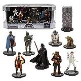 Star Wars Disney Store 40th Anniversary Deluxe Figurine Set - Empire Strikes