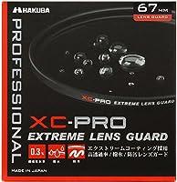 HAKUBA 67毫米 镜头滤镜 XC-PRO 高透过率 防水防污 薄框 日本制造 保护镜头用 CF-XCPRLG67