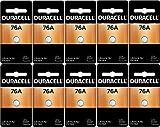 Duracell LR44 Duralock 1.5V Button Cell...