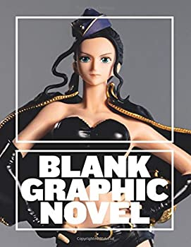 Manga Blank Graphic Novel Template  figure drawing for comic journals with a wide variety of panel layouts