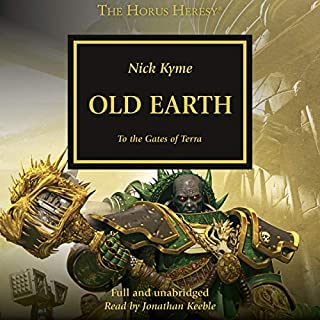 Old Earth cover art