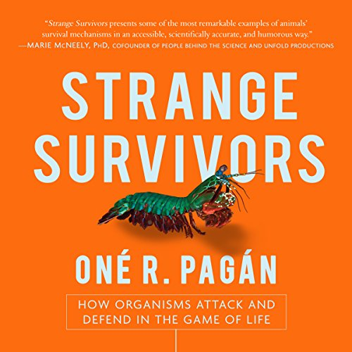 Strange Survivors audiobook cover art