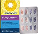 Renew Life Adult Cleanse - Total Body Reset, Advanced Herbal Formula -...