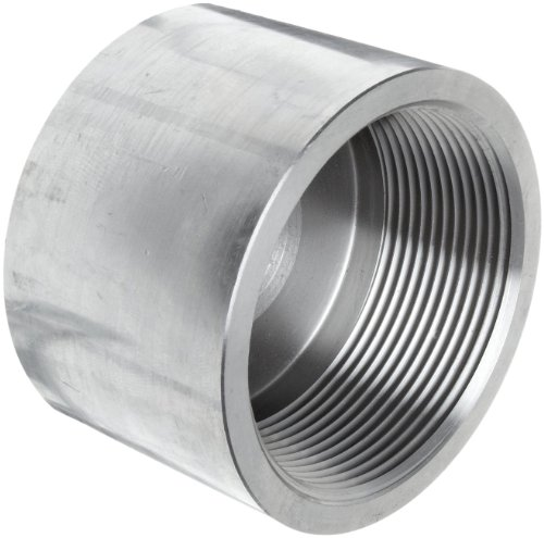 Stainless Steel 316 Pipe Fitting, Cap, Class 1000, 2