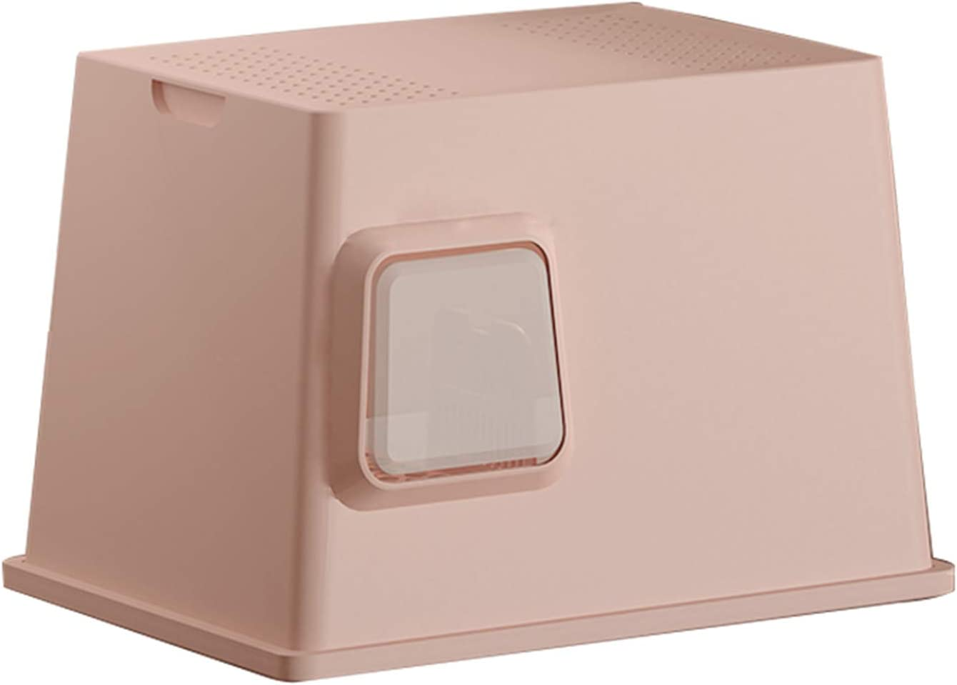 Cat Toilet House Long Channel Chicago Mall Splash-Pro Pan Classic Box Hooded