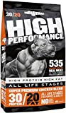 Bully Max High Performance Super Premium Dog Food (40 Pound Bag). for All Breeds and All Ages (Puppies and Adult Dogs)....