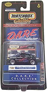 D.A.R.E. COLLECTION Wanaque Police Department, New Jersey by Matchbox Collectibles