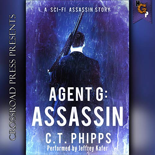 Agent G: Assassin cover art