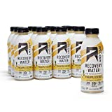Ascent Protein Recovery Water - Pineapple Coconut - 16.9 fl oz Bottle - Pack of 12