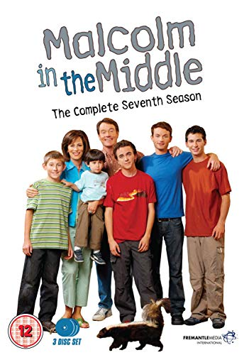 Malcolm In The Middle - Series 7